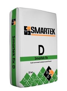 Универсальный клей белый Smartek fix D